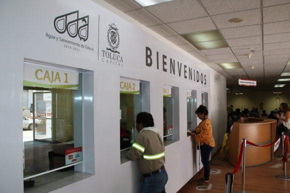 ABRIRÁ OAYST ESTE SÁBADO 30 DE MARZO PARA QUE TOLUQUEÑOS PAGUEN SERVICIOS DE AGUA Y DRENAJE