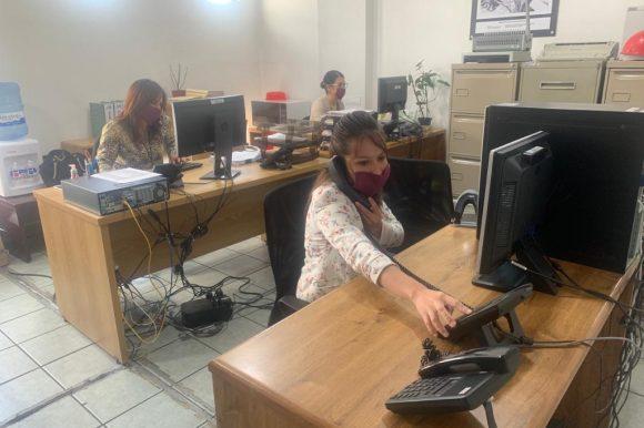 AGUA Y SANEAMIENTO DE TOLUCA CONTINUA TRABAJANDO BAJO LAS MEDIDAS SANITARIAS INDICADAS POR LA AUTORIDAD