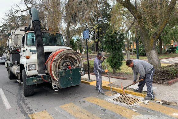 SE PREPARA AGUA Y SANEAMIENTO DE TOLUCA  PARA LA TEMPORADA DE LLUVIAS