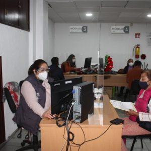 CUENTAN LAS OFICINAS DEL OAyST CON MEDIDAS  DE HIGIENE PARA LA SEGURIDAD DE USUARIOS Y COLABORADORES